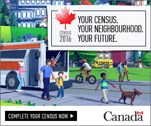 The 2016 Census is Here!