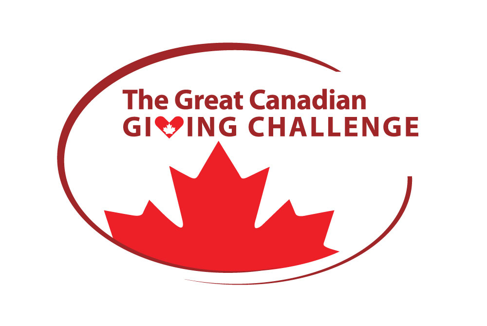 Only 4 Days Left in the Great Canadian Giving Challenge;  Help Us Win $10,000