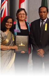 Pathways Volunteers Saluted at Kitchener Awards Ceremony!