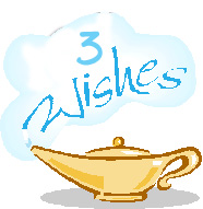 Three Wishes for Finances