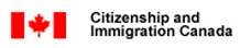 Citizenship and Immigration logo