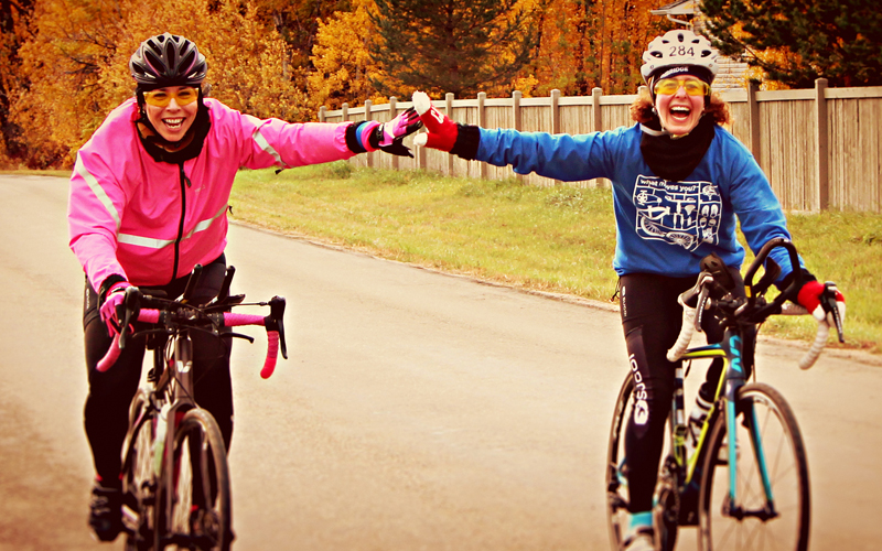 HIGH FIVE!!! MORE AMAZING NEWS FOR RIDE FOR REFUGE!