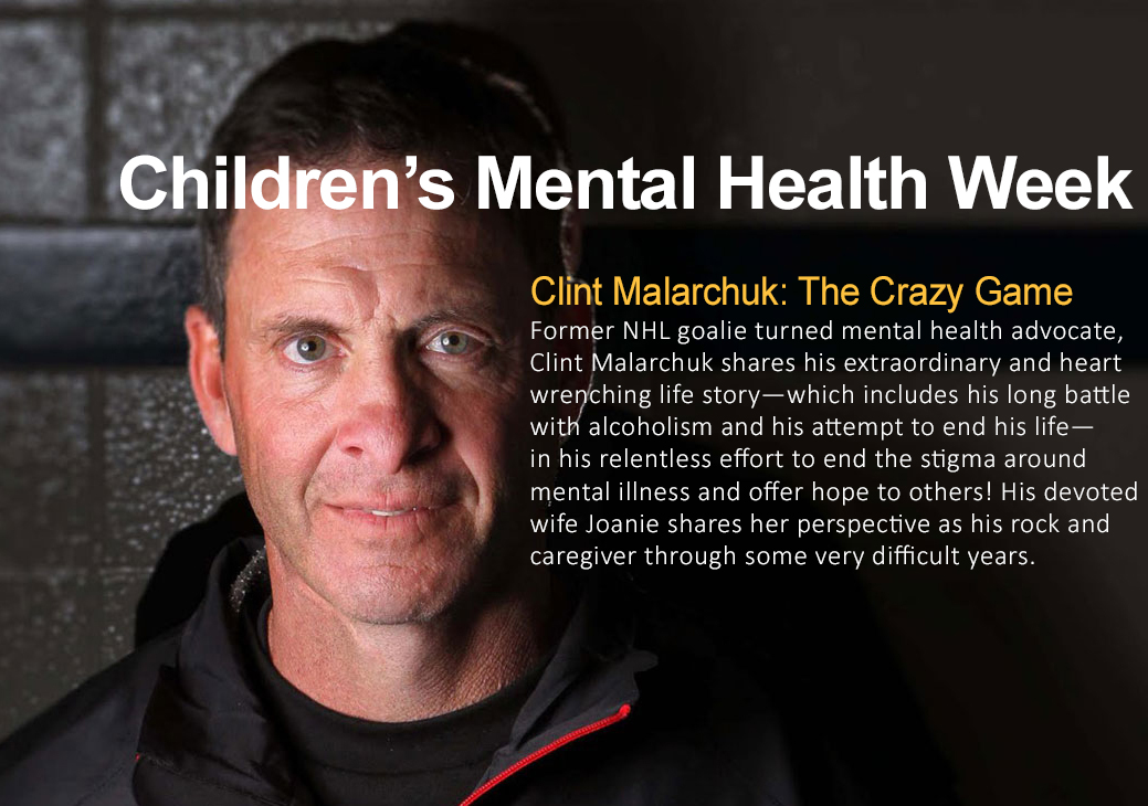 Children's Mental Health Week is Coming!