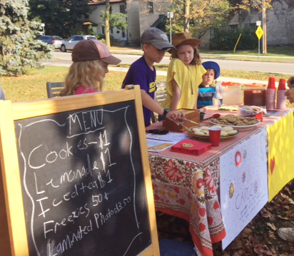 Guelph Kids Raise Money for Carizon and Mental Health