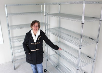 Wellesley's new Community Food Cupboard opening soon!