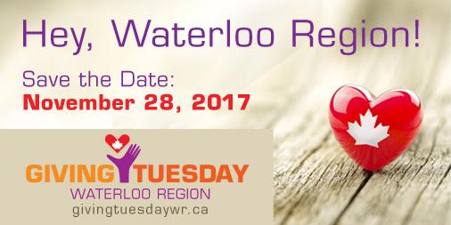Join the Giving Tuesday Bandwagon!