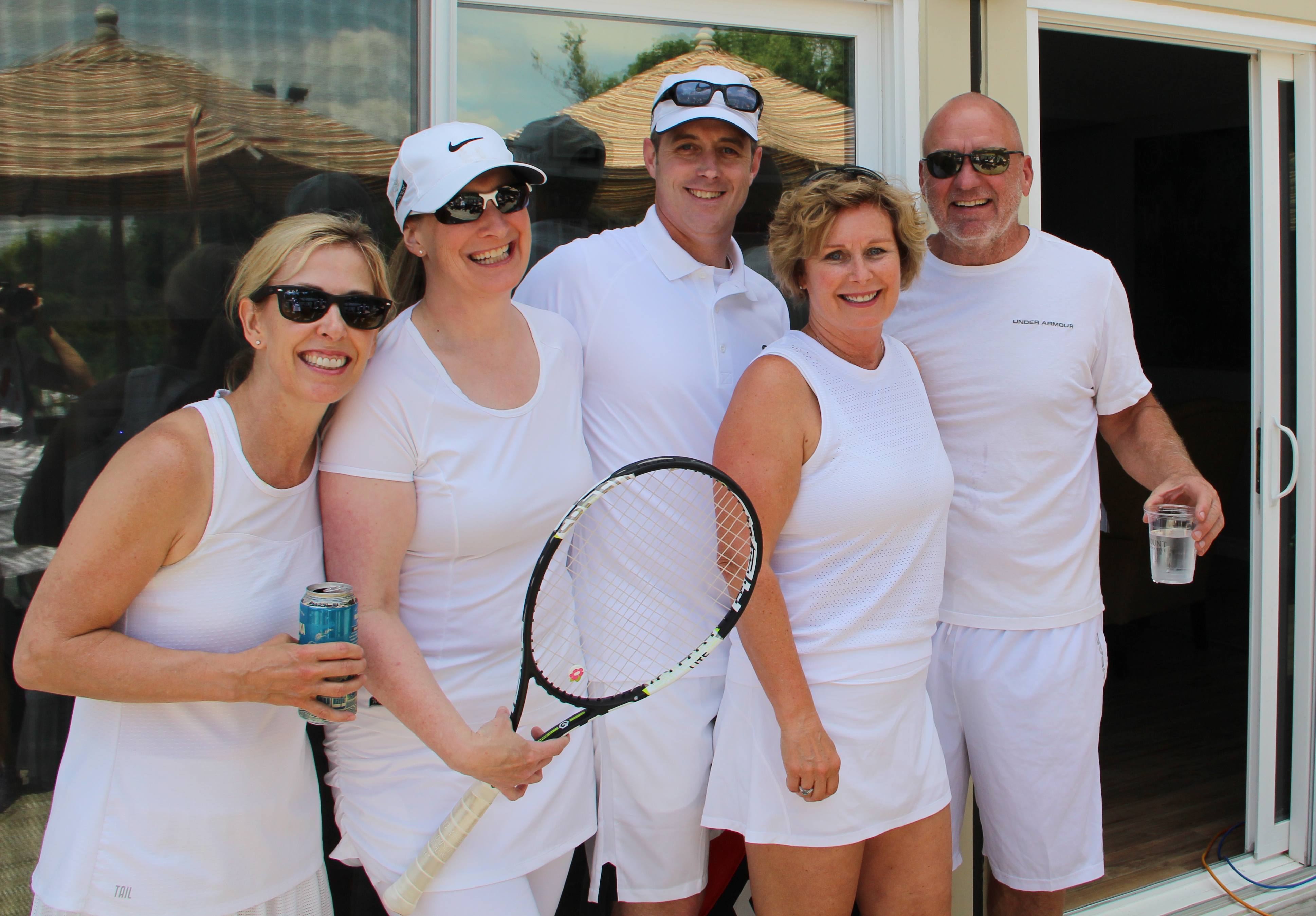 Westmount Annual Tradition Charity Doubles Tennis Tournament Supports Carizon!