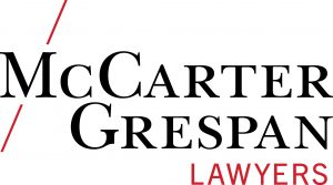 McCarter Grespan Lawyers logo