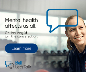 Bell Let's Talk Day is Coming! Keep the Conversation Going!