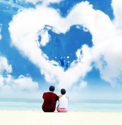 Romantic Dreaming of Love