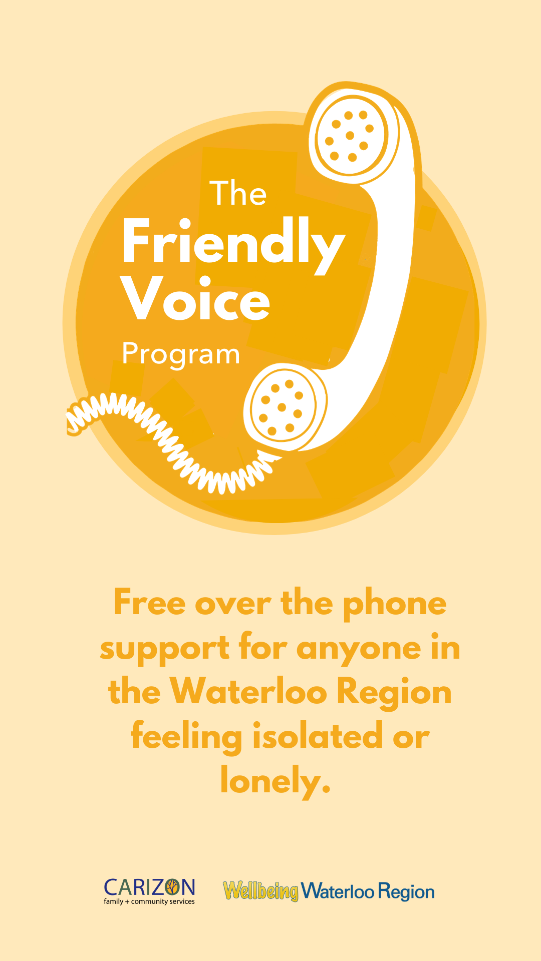 Carizon's New Friendly Voice Program