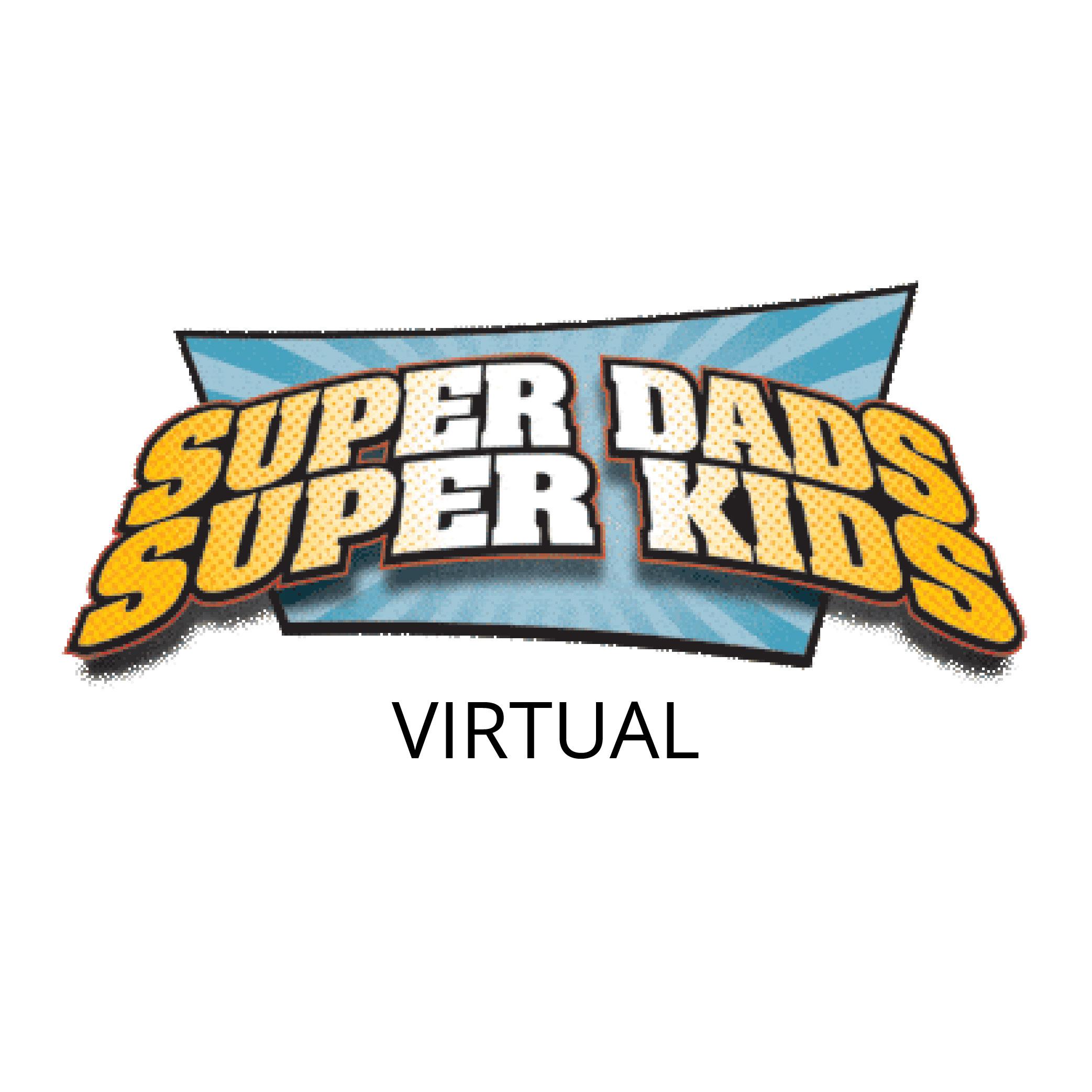 Children and Parents Connecting Program: Super Dads Super Kids Group (Virtual)