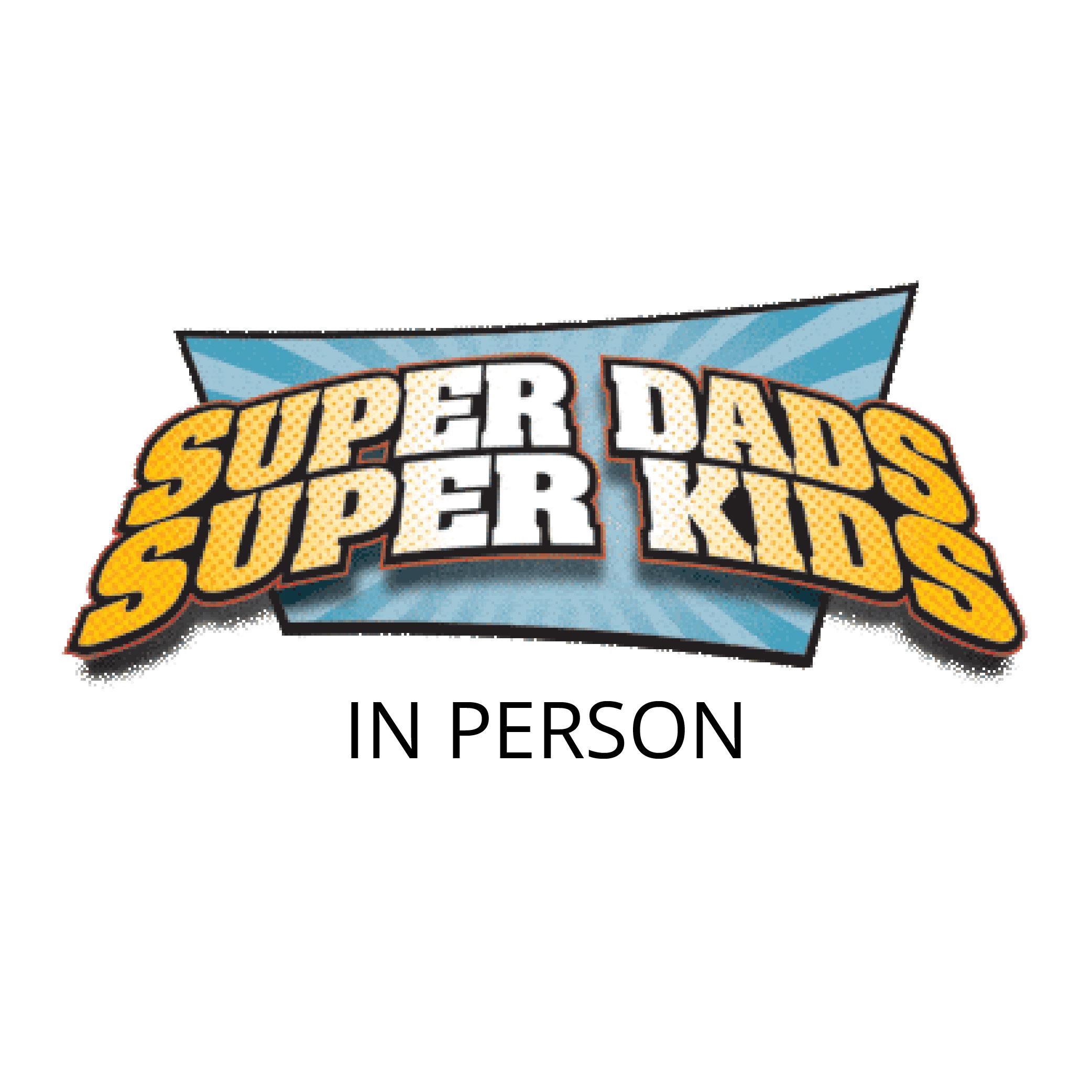 Children and Parents Connecting Program: Super Dads Super Kids Group