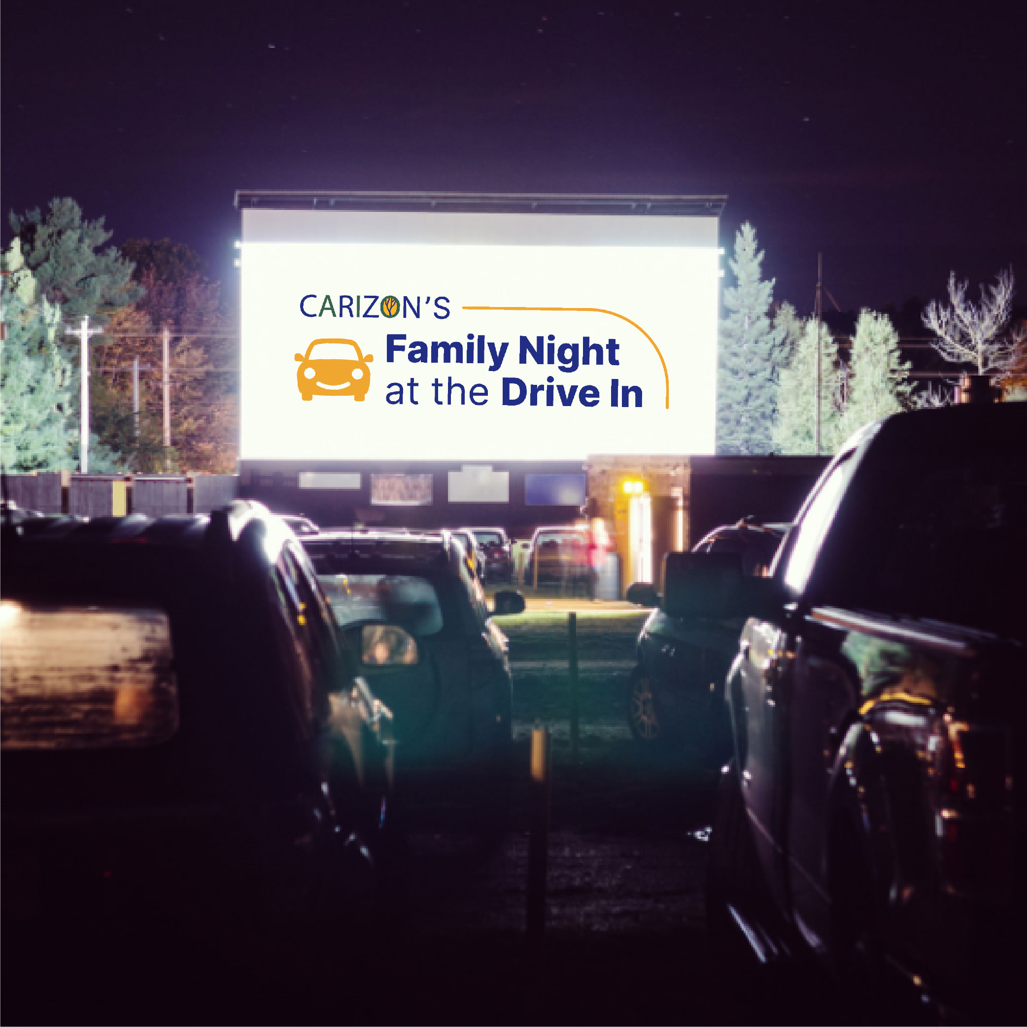 Carizon's Family Night at the Drive In